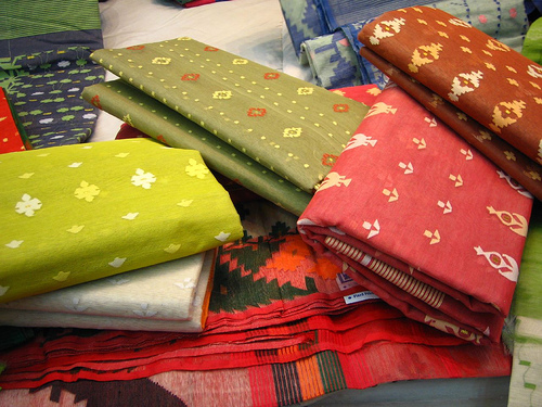Best Fabric & sari Stores in Lahore